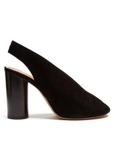 Isabel Marant Meirid suede slingback sandals