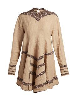 Isabel Marant Melissande linen dress