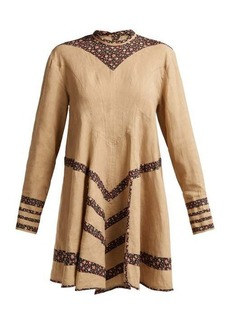 Isabel Marant Melissande linen dress