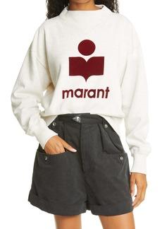 Isabel Marant Moby Graphic Sweatshirt