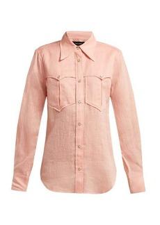 Isabel Marant Naria Western shirt