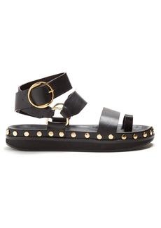 Isabel Marant Nirvy stud-embellished leather sandals