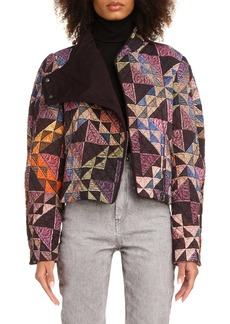 Isabel Marant Nomadic Quilt Jacket