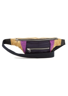 Isabel Marant Noomi tri-colour belt bag