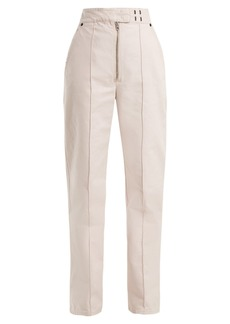 Isabel Marant Nuk high-rise straight-leg jeans