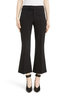 Isabel Marant Nyree Crop Flare Pants