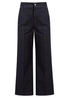 Isabel Marant Parsley kick-flare cropped jeans