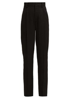 Isabel Marant Poyd high-rise trousers