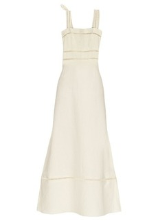 Isabel Marant Reign linen and cotton-blend dress