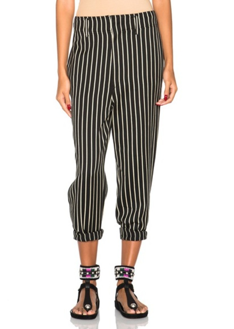 Isabel Marant Remy Striped Pants