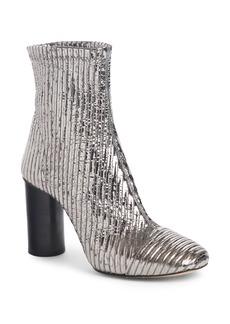 Isabel Marant Rillyan Metallic Sock Bootie (Women)