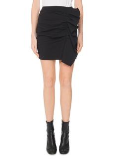 Isabel Marant Ruffle-Front Mini Skirt