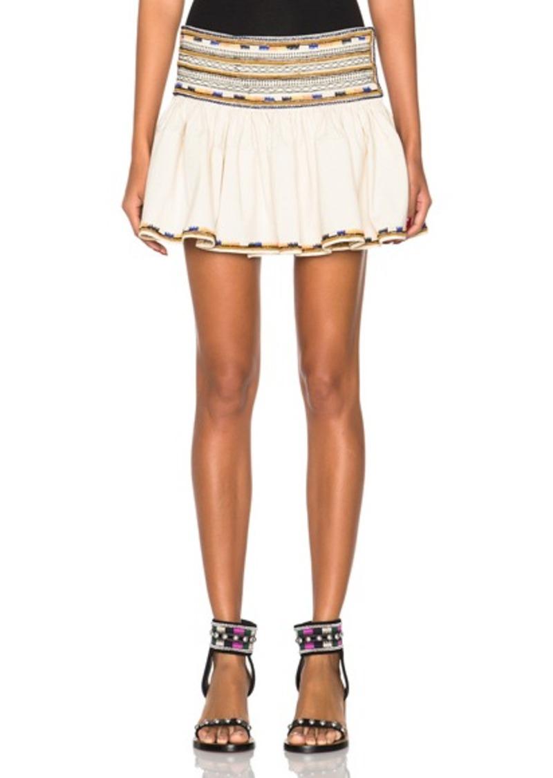 Isabel Marant Saxen Mini Skirt