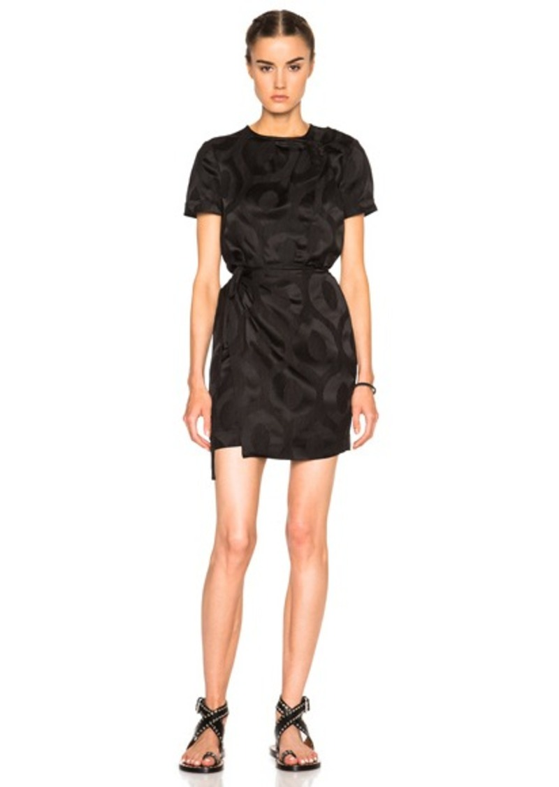 Isabel Marant Servane New Moire Dress