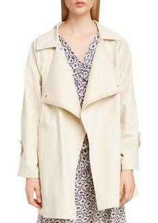 Isabel Marant Short Coated Trench Coat