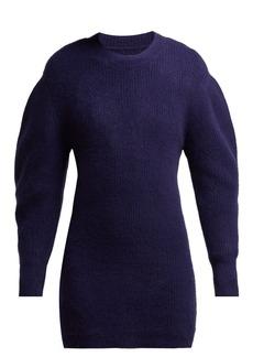 Isabel Marant Sigrid cashmere-knit dress