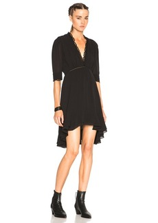 Isabel Marant Silk & Lace Quidor Dress