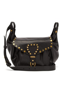 Isabel Marant Sinley leather cross-body bag