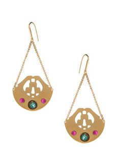 Isabel Marant Stone Chandelier Earrings