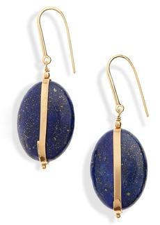 Isabel Marant Stone Drop Earrings