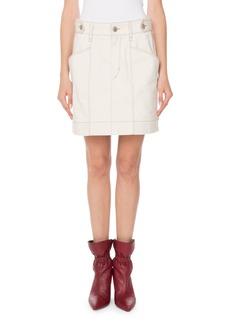 Isabel Marant Straight Denim Skirt
