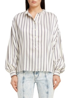 Isabel Marant Stripe Blouse