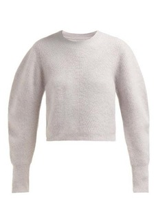 Isabel Marant Swinton round-neck cashmere sweater