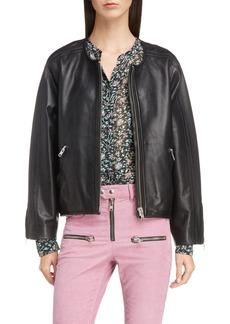 Isabel Marant Étoile Akady Leather Jacket