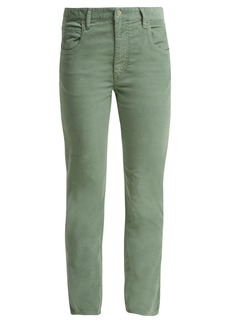 Isabel Marant Étoile Aliff stretch cotton-blend corduroy trousers