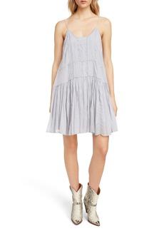Isabel Marant Étoile Amelie Drop Waist Dress