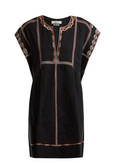 Isabel Marant Étoile Belissa embroidered cotton dress