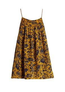 Isabel Marant Étoile Bronson floral-print silk-chiffon top