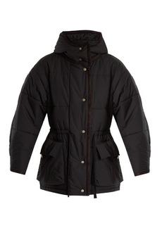 Isabel Marant Étoile Bulle quilted cotton jacket