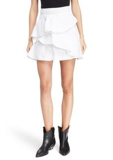 Isabel Marant Étoile Coati Denim Skirt