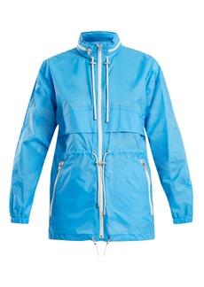 Isabel Marant Étoile Cranden lightweight hooded jacket