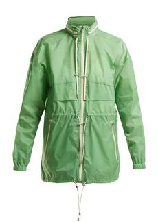 Isabel Marant Étoile Cranden shell hooded jacket