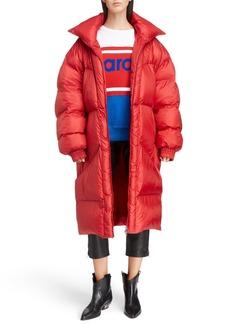Isabel Marant Étoile Cray Longline Puffer Coat