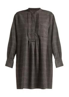 Isabel Marant Étoile Dancy checked cotton dress