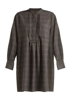 Isabel Marant Étoile Dancy checked cotton dress
