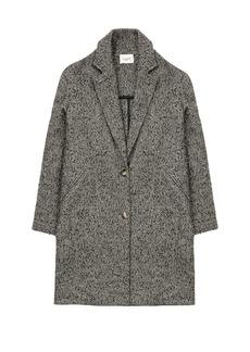 Isabel Marant Étoile Dante Wool-Blend Coat