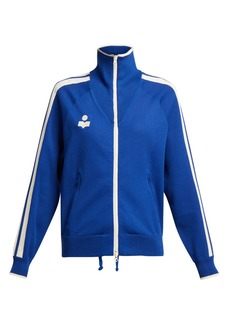 Isabel Marant Étoile Darcy high-neck zip-through track jacket