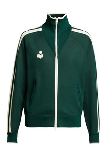 Isabel Marant Étoile Darcy high-neck zip-through track jacket