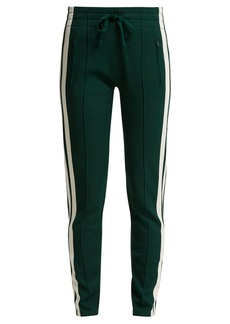 Isabel Marant Étoile Dario striped jersey track pants