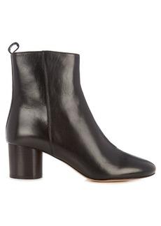 Isabel Marant Étoile Deyissa leather ankle boots