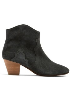 Isabel Marant Étoile Dicker 55mm suede ankle boots