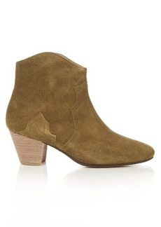 Isabel Marant Étoile Dicker suede ankle boots