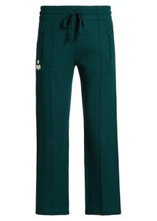 Isabel Marant Étoile Dobbs straight-leg track pants