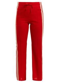 Isabel Marant Étoile Dobbs stripe-trimmed track pants