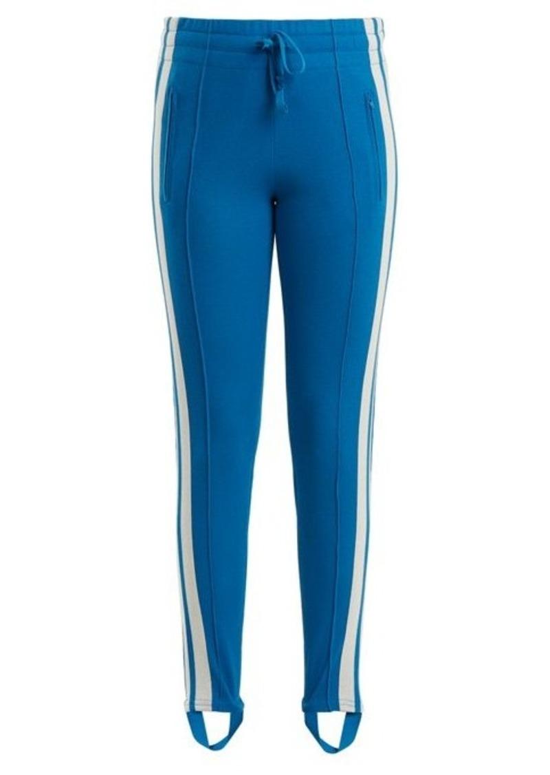 Isabel Marant Étoile Doriann stripe-trimmed track pants