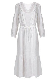 Isabel Marant Étoile Dorset Chic linen dress